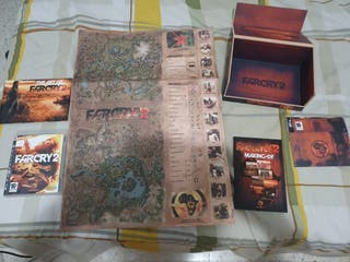 Far cry 2 edición limitada ps3