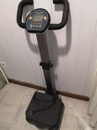 máquina vibro masaje, pérdida de grasa