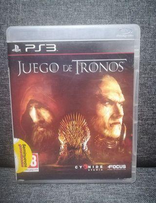 Juego De Tronos (PS3)