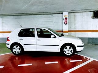Volkswagen Golf 1.9 TDI 5V 1998 en perfecto estado