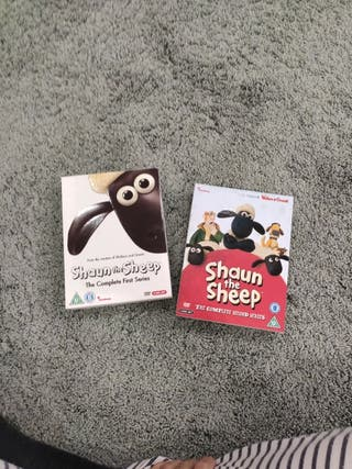 Shaun the Sheep. La oveja Shaun DVD inglés