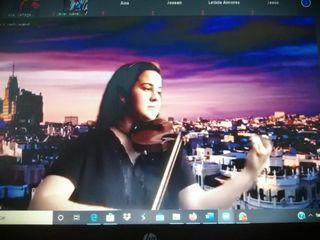Clases Online Violín y Piano
