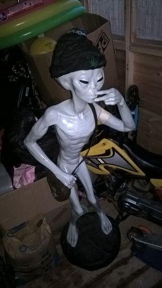 dnb alien rave prop