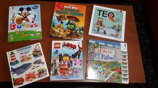 lectura libros varios infantiles