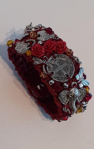 Magnifique bracelet pour lété