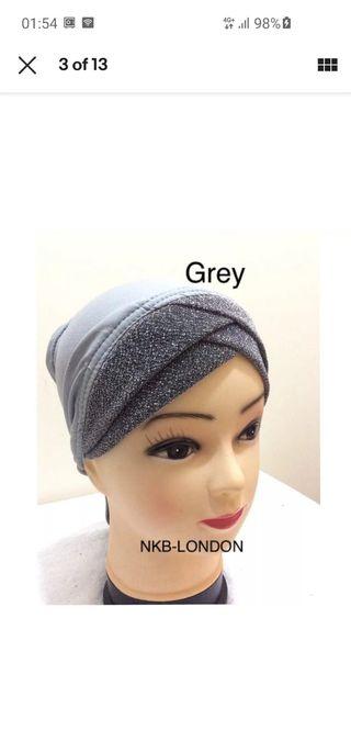 Under hijab bonnets