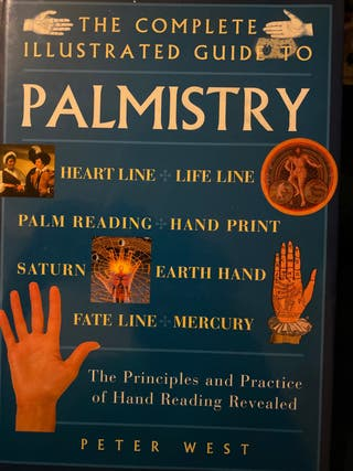 PALMISTRY , PETER WEST