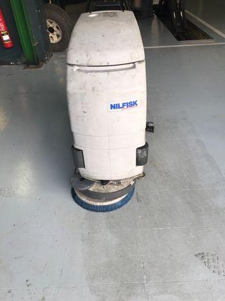 Fregadora nilfisk