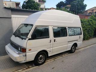 autocaravana, camper, reimo, Mazda E200