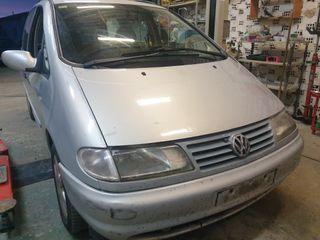 Despiece VW Sharan