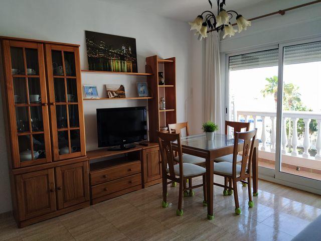 Apartamento de alquiler en Torrox costa (El Morche, Málaga)