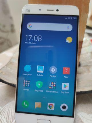 Xiaomi MI5 prácticamente nuevo con caja original