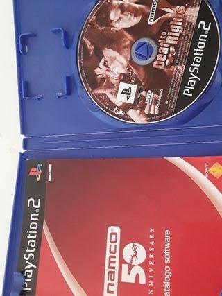 juegos ps2 colección