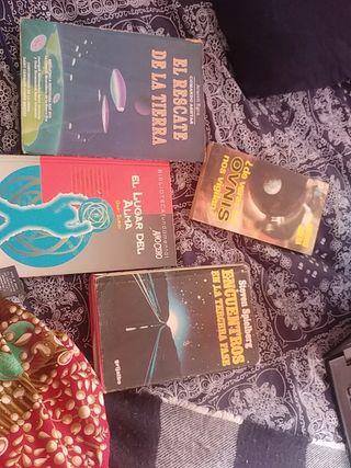 libros ufo 8 euros , los 4 libros