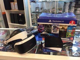 GAFAS VR PLAYSTATION CUH-ZVR2EW
