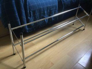 Extensible shoe rack
