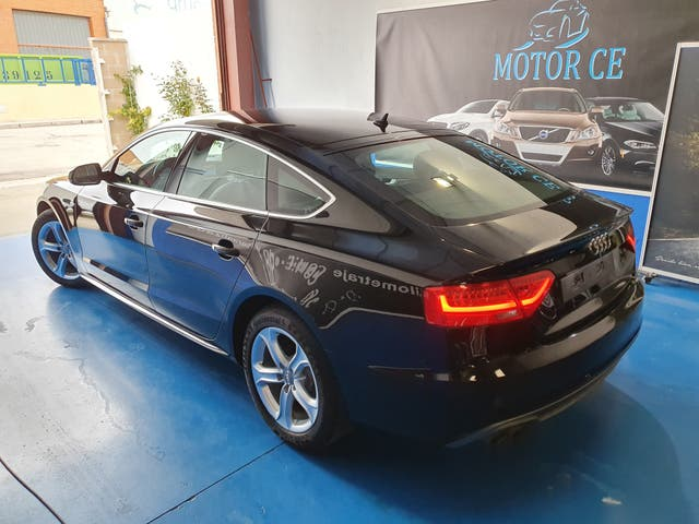 Audi A5 Sportback 2.0 TDI 150 Cv *S-Line de segunda mano ...