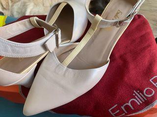 Zapatos de novia T39