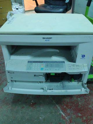 fotocopiadora Sharp Ar-163