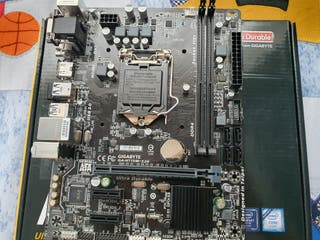 Placa base Asus gigabyte GA-H110M-S2H