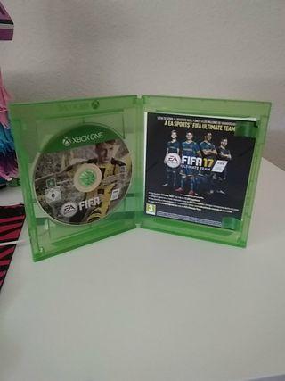 FIFA 17 perfecto estado Xbox one