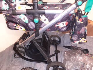 cosatto giggle 2 space racer travel system