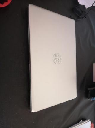 Ordenador portátil HP i7 octava FactGarantía 2años