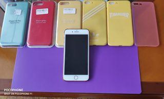iPhone 7 Plus 256 Gb - Rosa - Libre