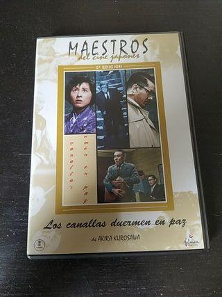 DVD - Pack Akira Kurosawa