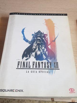 guia final fantasy xII