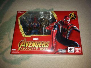 Iron Spider SH Figuarts