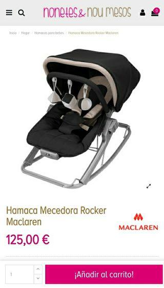 Hamaca - Balancin bebé MACLAREN