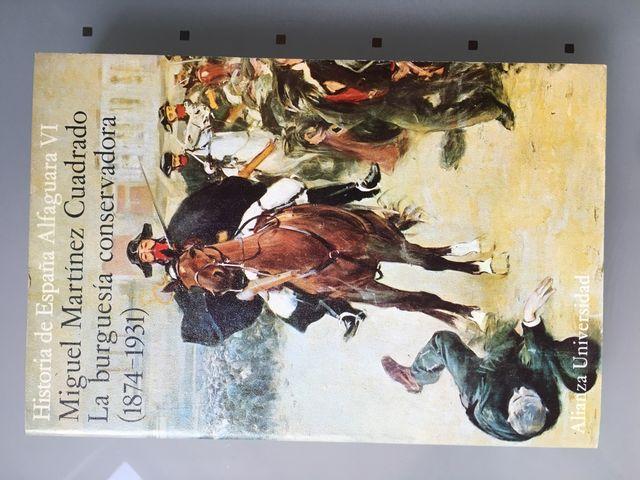 Historia de España de Alfaguara 7 tomos
