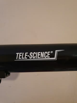 Telescopio Refractor Tele-Science