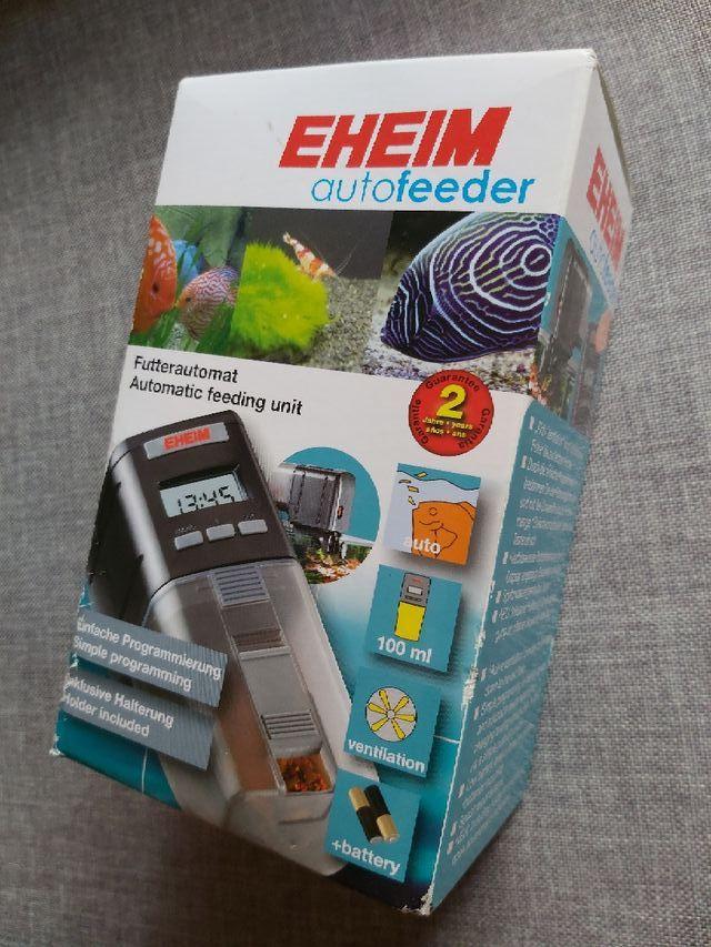 Comedero automático acuario EHEIM autofeeder NUEVO