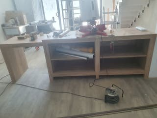 Barra mostrador madera Halifax Bar