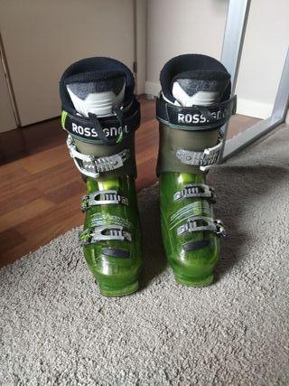 Botas ski esquí Rossignol