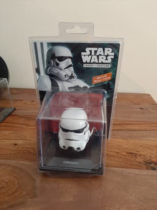 Star Wars casco stormtrooper