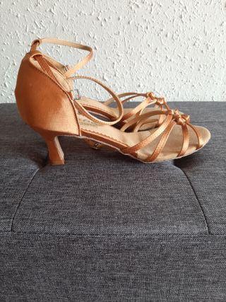 zapatos salsa 41
