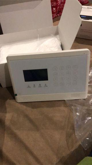 Instalación de alarmas GSM sin cuota mensual