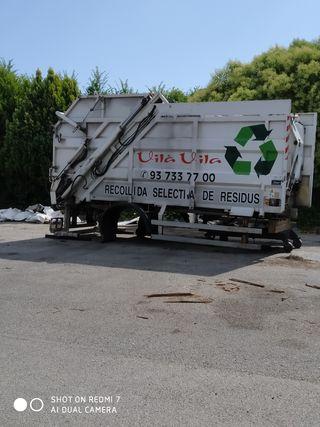 Caja basura
