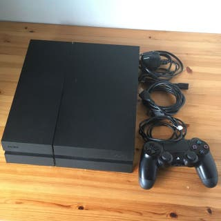 PLAYSTATION 4 500GB + MANDO