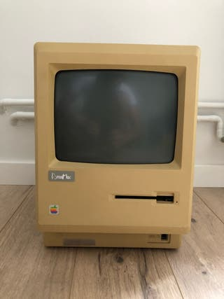 Apple Macintosh Dynamac japonés rarísimo
