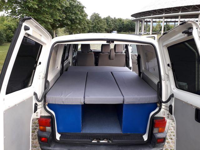 Volkswagen Transporter TDI 2.5 (102 CV)
