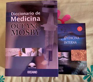 Libros de Medicina Interna