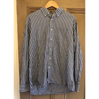 Jaeger striped shirt