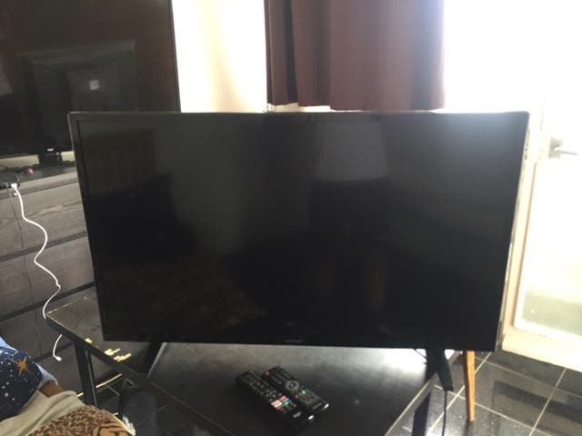 Smart tv 40 inches
