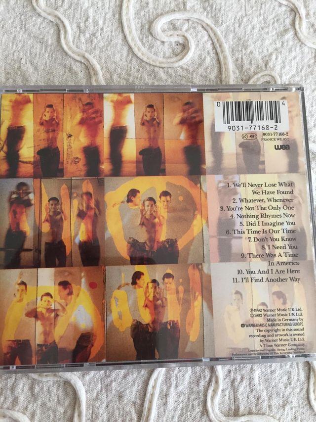 Nick Kamen cd Whatever,Whenever
