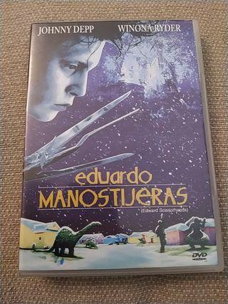 DVD - Eduardo Manostijeras