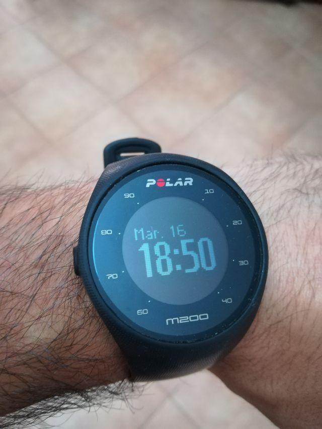 Vendo reloj Polar m200